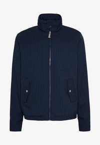 SERGE - Summer jacket - tennis navy