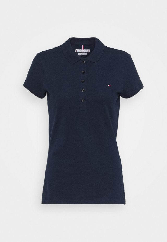 HERITAGE SHORT SLEEVE - Polo shirt - midnight