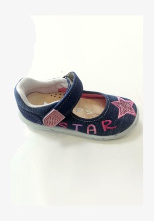 STAR - Bailarinas con hebilla - blue