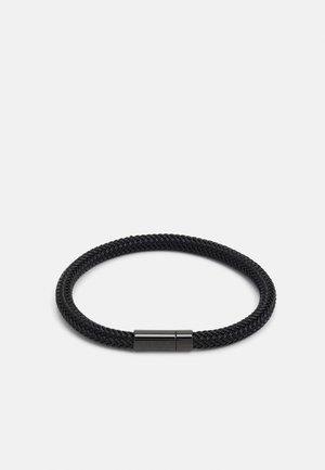 ROPE - Bracelet - black