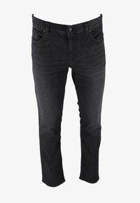 ALBERTO Pants - PIPE - Slim fit jeans - schwarz - 0