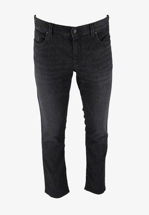 PIPE - Slim fit jeans - schwarz