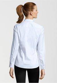 Cinque - CIBRAVO - Button-down blouse - light blue - 1