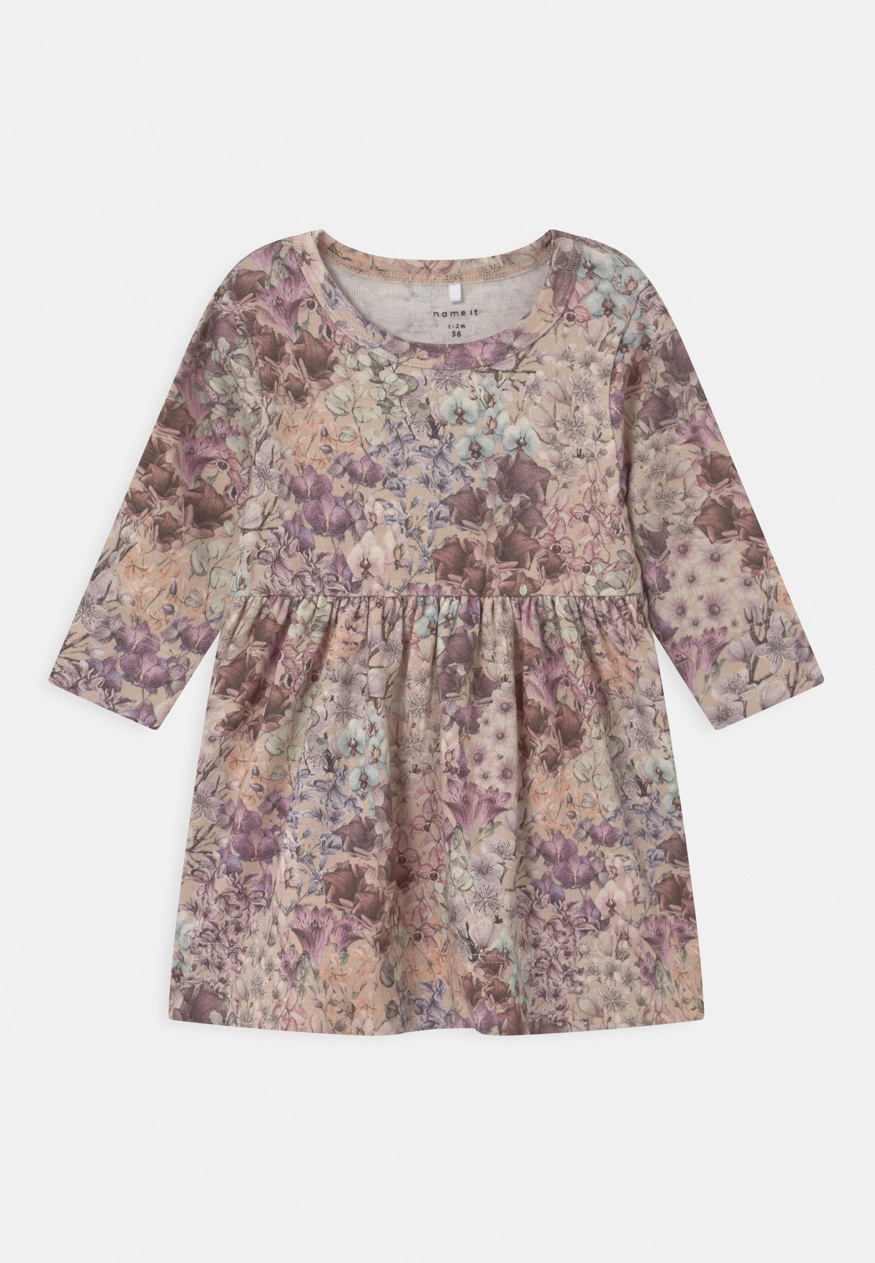 Kids NBFFELLA - Jersey dress