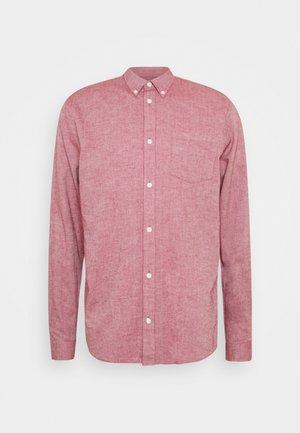 JAY - Košile - red ochre melange