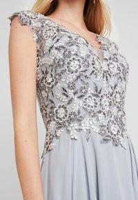 Luxuar Fashion - Robe de cocktail - silber grau - 6