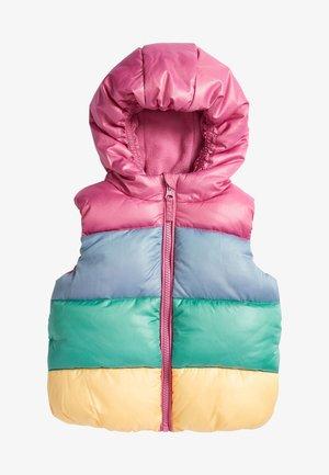 Waistcoat - multi-coloured
