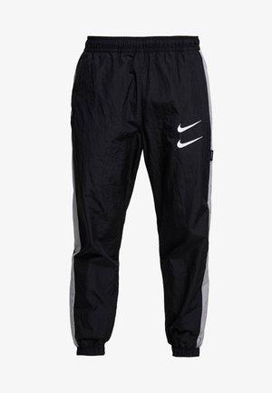 Teplákové kalhoty - black/particle grey/white