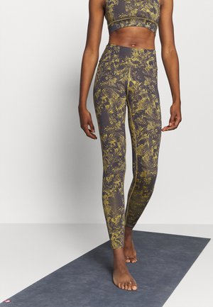 LEGGINGS HAWAII  - Tights - olive
