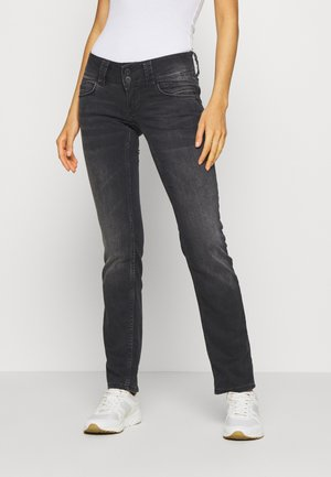 VENUS - Straight leg jeans - black denim