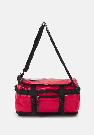 BASE CAMP DUFFEL XS UNISEX - Sports bag - red/black