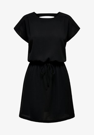 ONLMARIANA MYRINA DRESS - Korte jurk - black