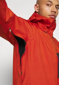 Patagonia - SNOWDRIFTER - Ski jacket - hot ember - 4