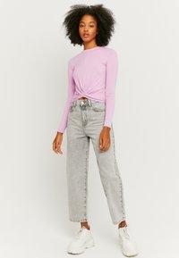TALLY WEiJL - Long sleeved top - purple - 1