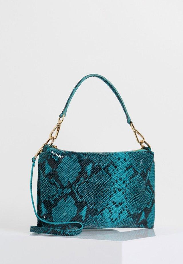 Handtas - turquoise