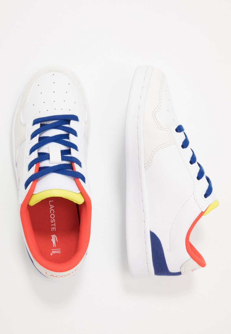Lacoste - MASTERS CUP - Trainers - white/dark blue