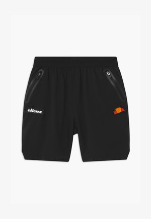 SESIMO SHORT UNISEX - Sports shorts - black