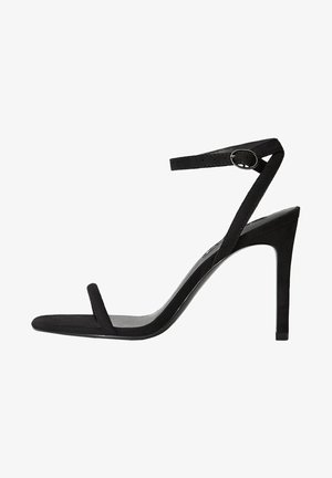 LALI - High heeled sandals - schwarz