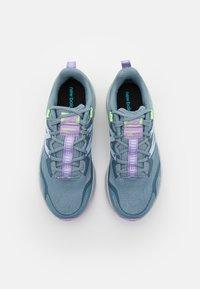 New Balance - NITREL LACES UNISEX - Trail running shoes - grey - 3