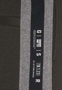 G-Star - SPORT HEATHER STRIPE - Træningsbukser - olive - 2