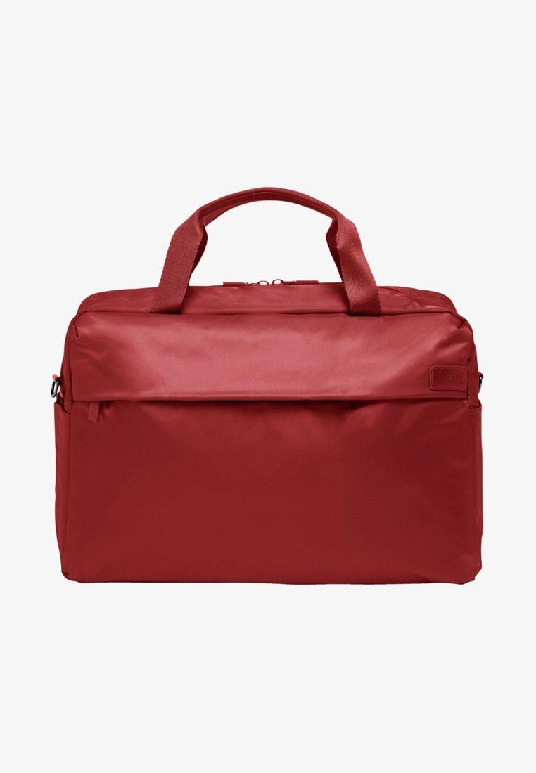 Lipault - CITY PLUME - Weekend bag - cherry red