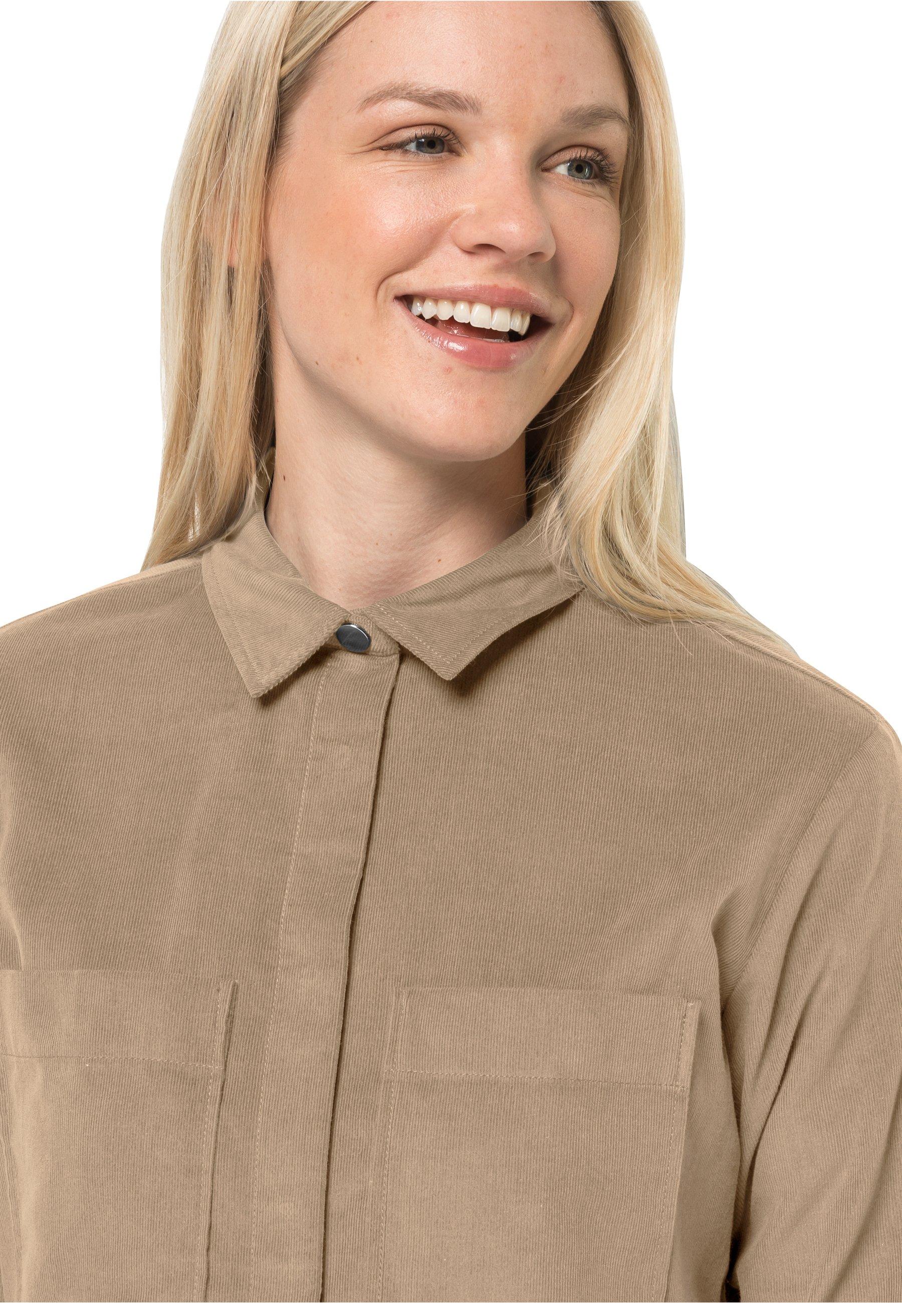 Damen NATURE SHIRT  - Hemdbluse
