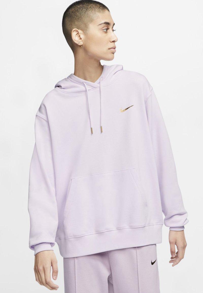 Nike Sportswear - HOODIE - Jersey con capucha - barely grape/iced lilac