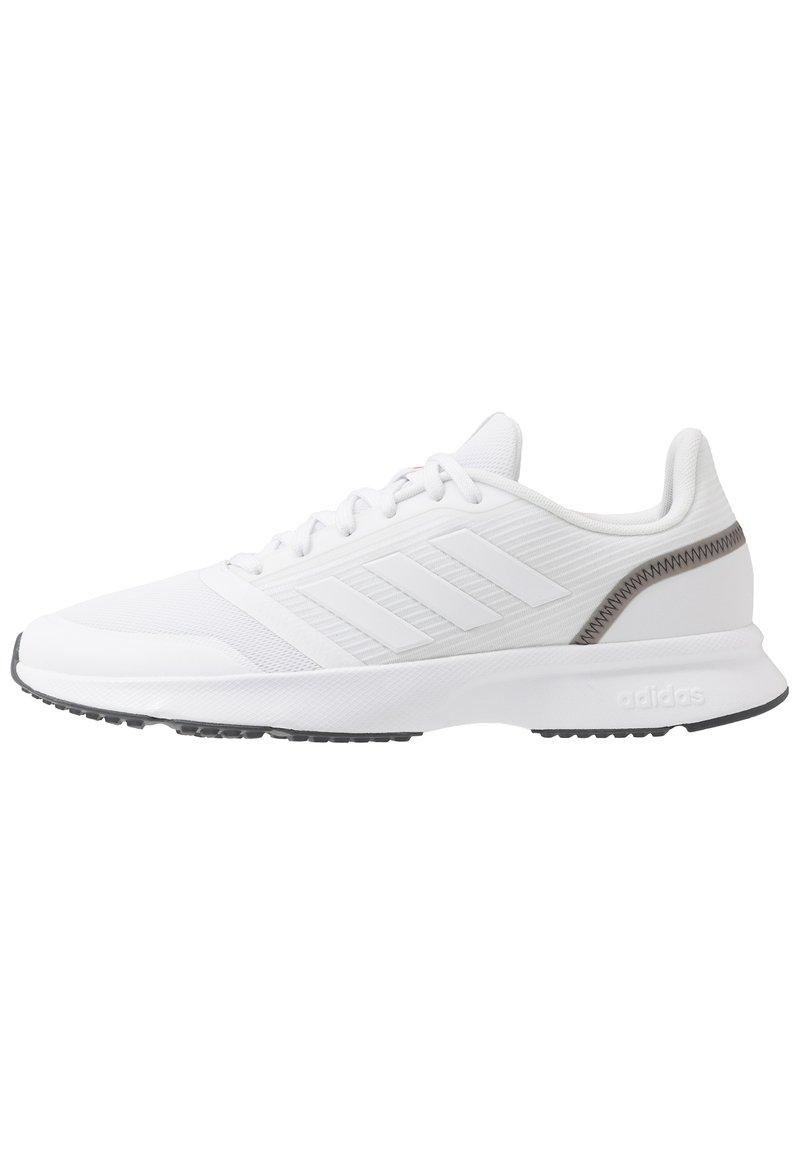 adidas Performance - NOVA FLOW - Zapatillas de running neutras - footwear white/grey six