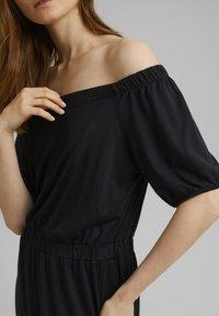 Esprit - Maxi dress - black - 3