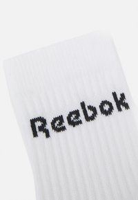 Reebok - ACT CORE MID CREW SOCK 9 PACK UNISEX - Urheilusukat - white - 1