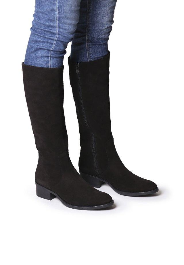 TIROL-SY - Boots - negre