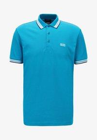 BOSS - PADDY - Polo shirt - aqua - 0