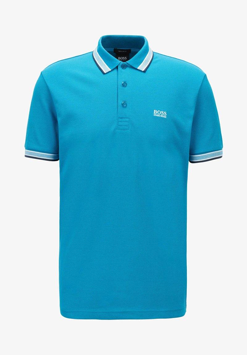 BOSS - PADDY - Polo shirt - aqua