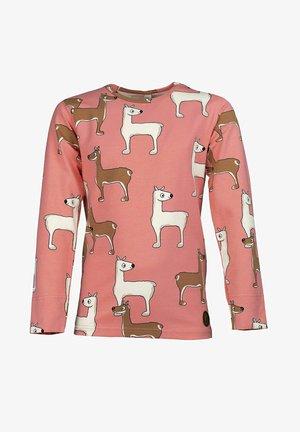 Pitkähihainen paita - llamacoral