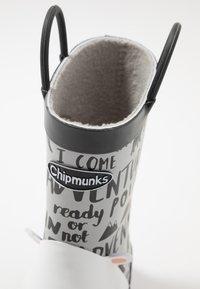 Chipmunks - POLAR - Wellies - grey - 2