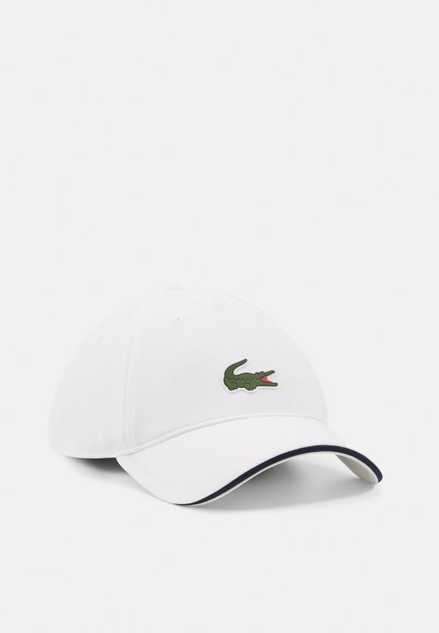 TENNIS BIG LOGO UNISEX - Cap - white/navy blue