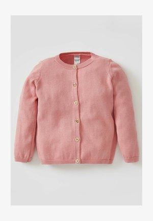 REGULAR FIT  - Cardigan - pink