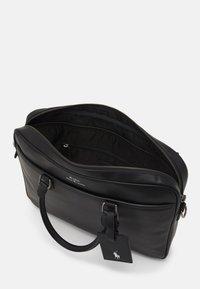 Polo Ralph Lauren - SMOOTH COMMUTER UNISEX - Portafolios - black - 2
