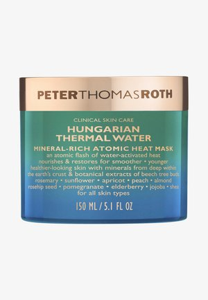 HUNGARIAN THERMAL WATER MINERAL-RICH ATOMIC HEAT MASK - Face mask - -