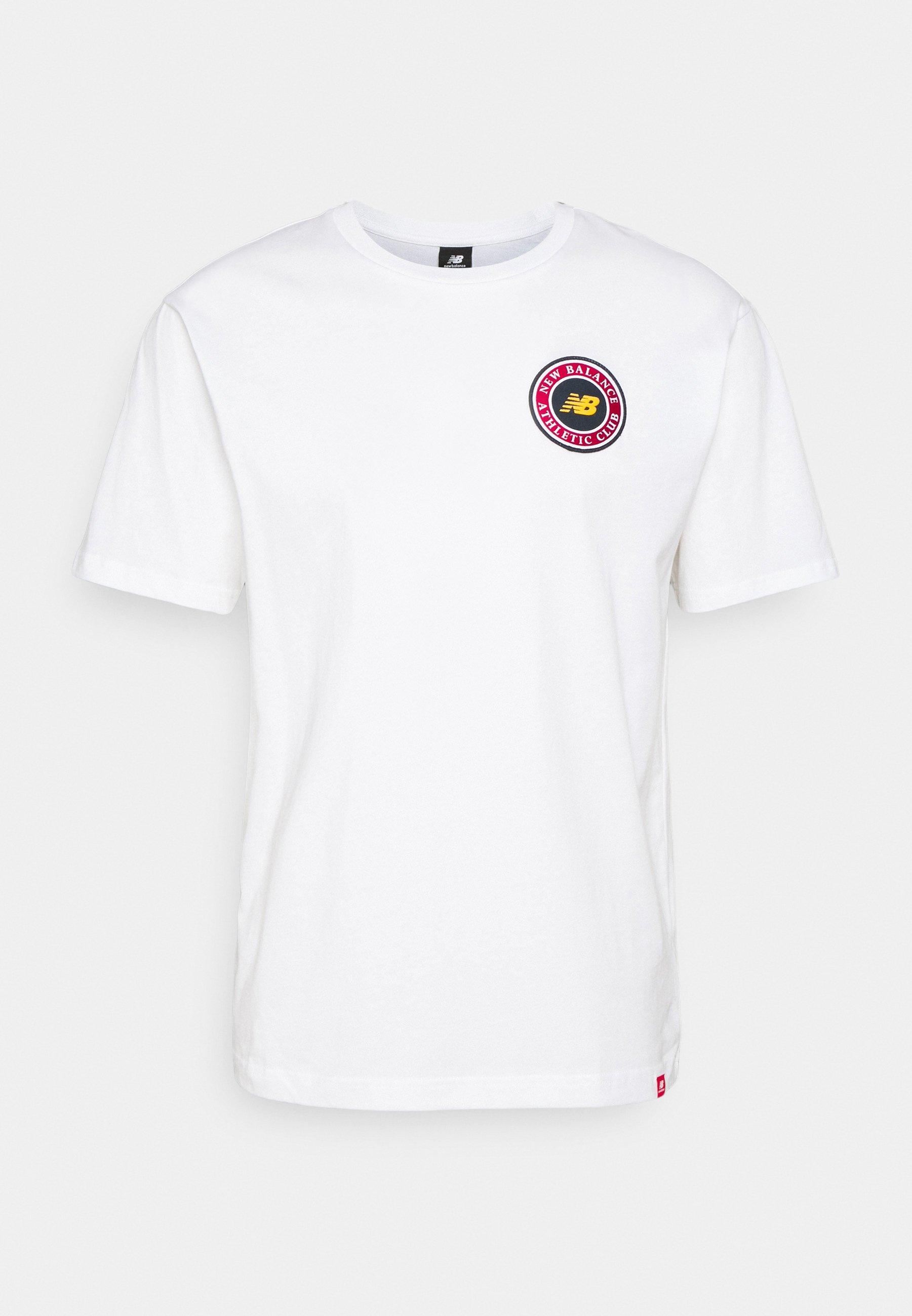 Herren ESSENTIALS ATHLETIC CLUB LOGO TEE - T-Shirt print