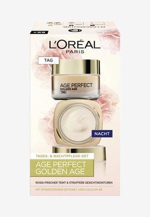AGE PERFECT GOLDEN AGE TAG UND NACHT GESICHTSPFLEGE - Skincare set - -