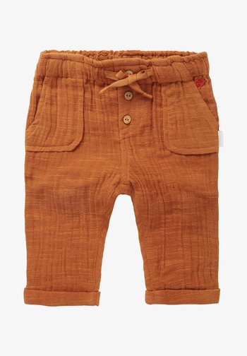 SPENNYMOORE - Trousers - light brown