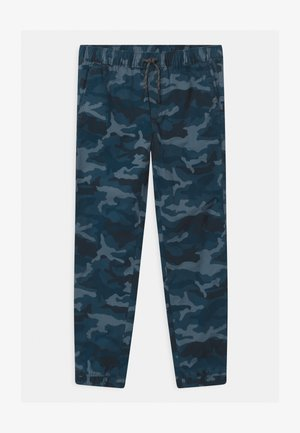 BOYS EVERYDAY - Trousers - blue