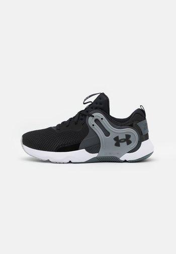 HOVR APEX 3 - Sports shoes - black