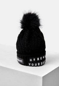 Desigual - Mütze - black - 1