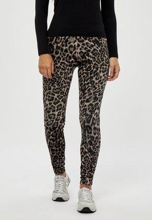 GERTA  - Leggings - Trousers - black pr