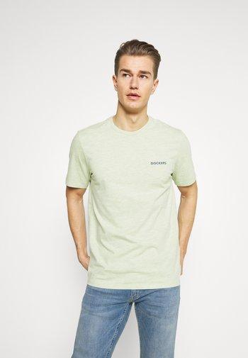LOGO TEE - Print T-shirt - gleam