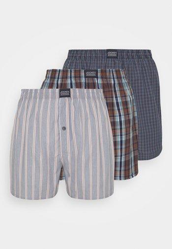 3 PACK - Boxer shorts - dark sky