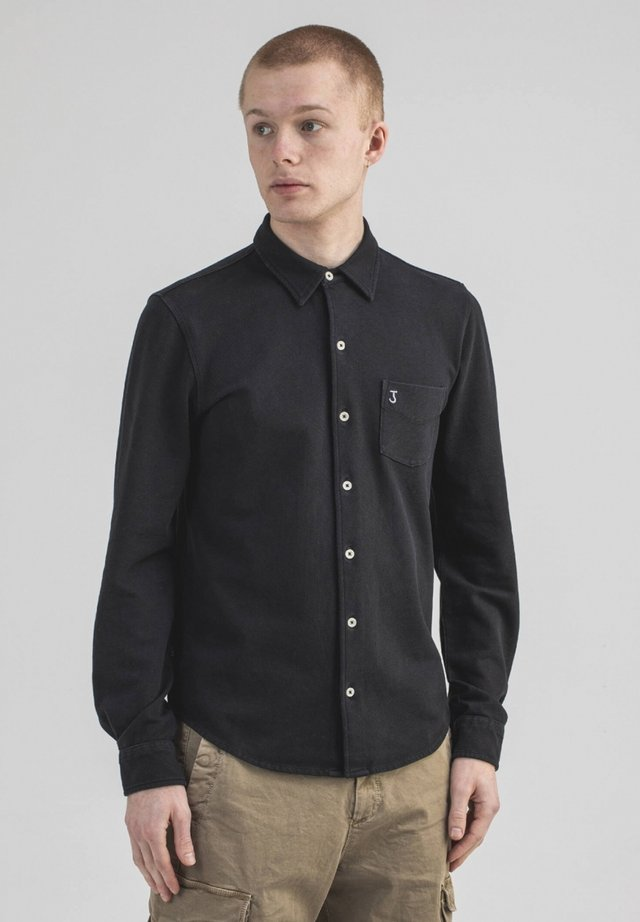 Overhemd - off black