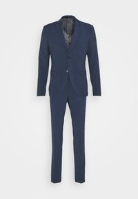 Isaac Dewhirst - PLAIN SMOKEY SUIT - Completo - blue - 10
